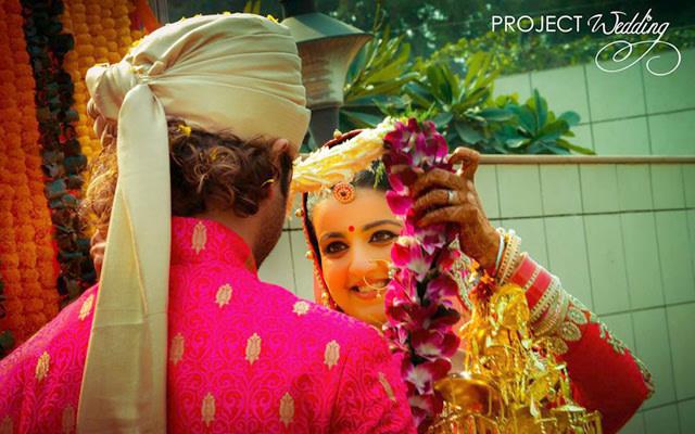 Jaimala Ceremony by Project Wedding Wedding-photography | Weddings Photos & Ideas