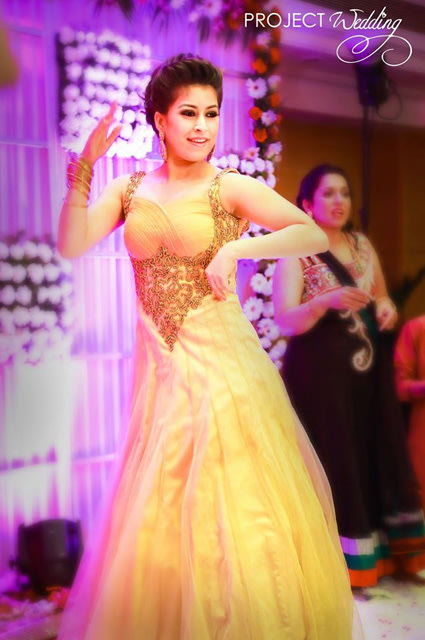 Wedding Guests at Sangeet by Project Wedding Wedding-photography   Weddings Photos & Ideas