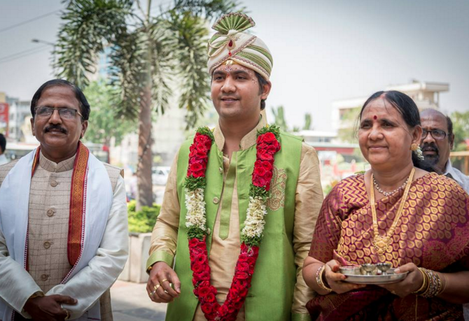 Groom Entry Shot by RN Pictures Wedding-photography | Weddings Photos & Ideas