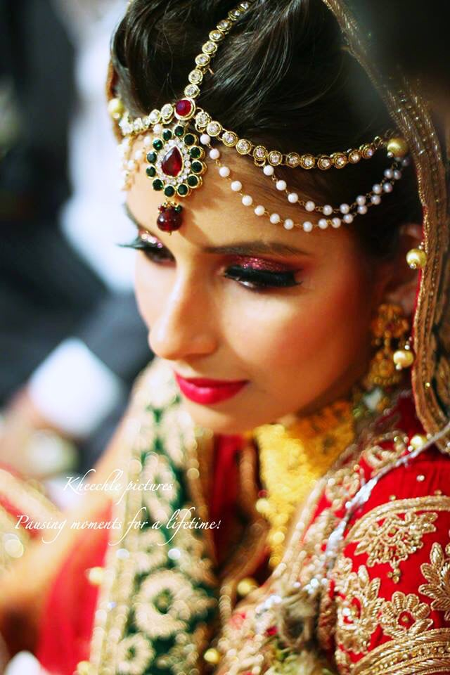 Bride Details Shot by Kheechle Pictures Wedding-photography Bridal-makeup | Weddings Photos & Ideas