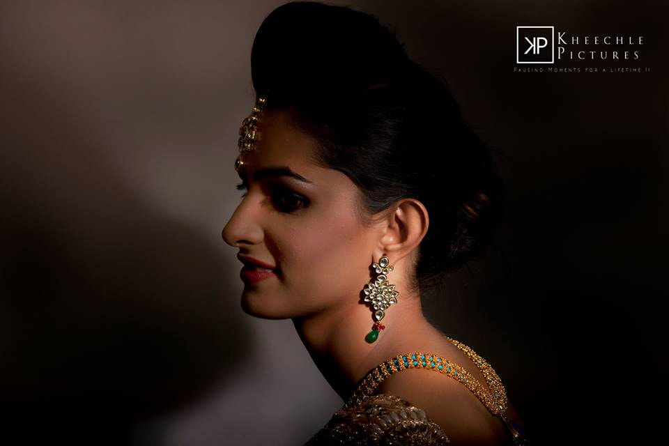 Reception Day Bride Shot by Kheechle Pictures Wedding-photography | Weddings Photos & Ideas