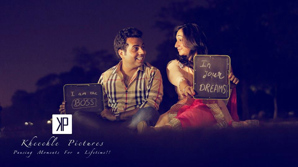 Pre-Wedding Shoot With Slate by Kheechle Pictures Wedding-photography | Weddings Photos & Ideas