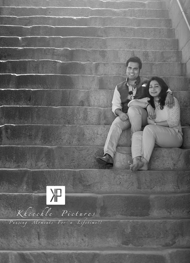 Pre-Wedding Shoot Ideas by Kheechle Pictures Wedding-photography | Weddings Photos & Ideas