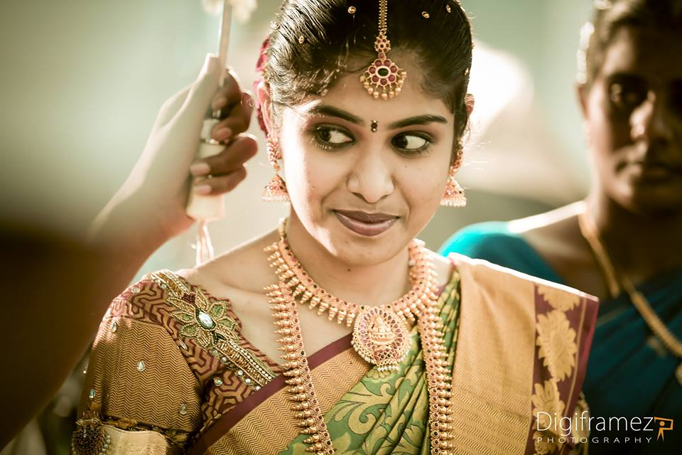 Candid Bride Shot by Digiframez Photography Wedding-photography | Weddings Photos & Ideas