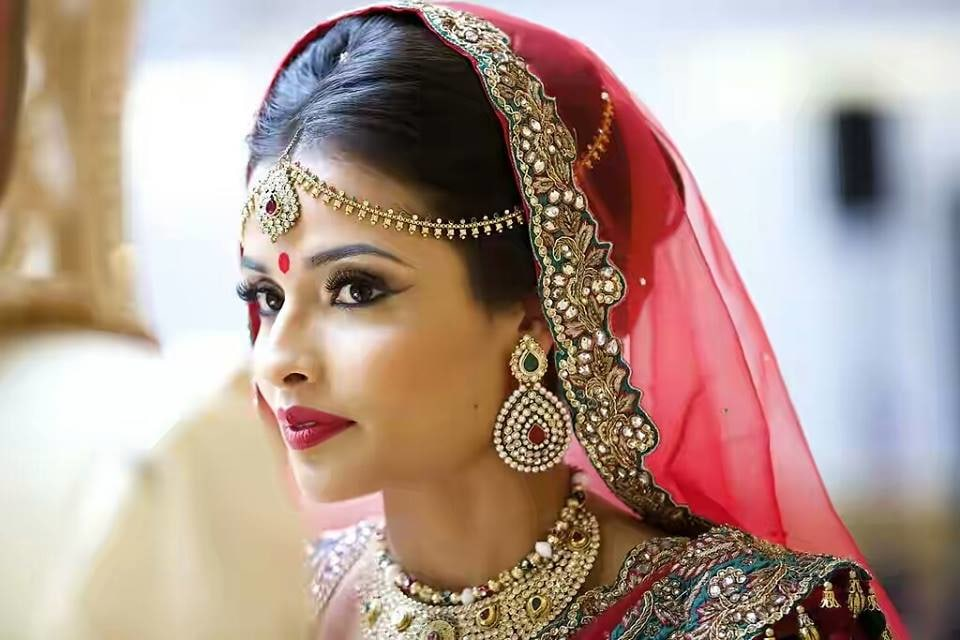 Bride Portrait Shot by Digiframez Photography Wedding-photography | Weddings Photos & Ideas