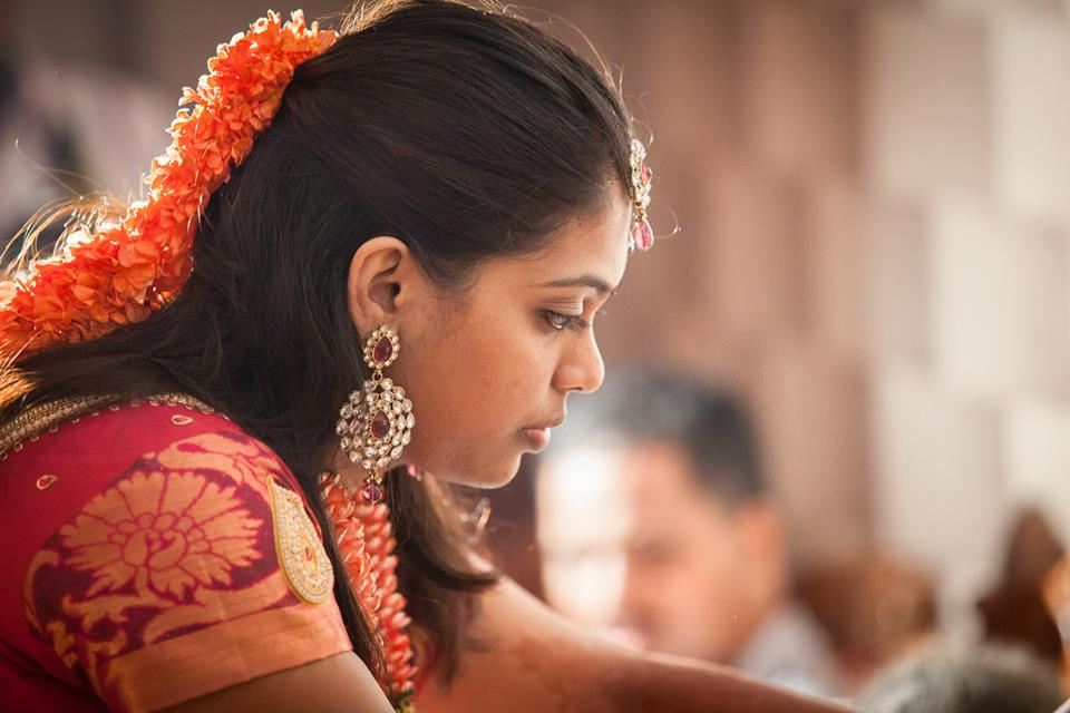 Candid Bride Shot During Her Mehendi Cermony by John E Photography Wedding-photography | Weddings Photos & Ideas