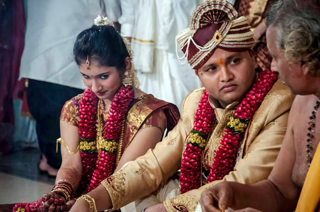 Candid Bride and groom shot by Hombliz Photography Wedding-photography | Weddings Photos & Ideas