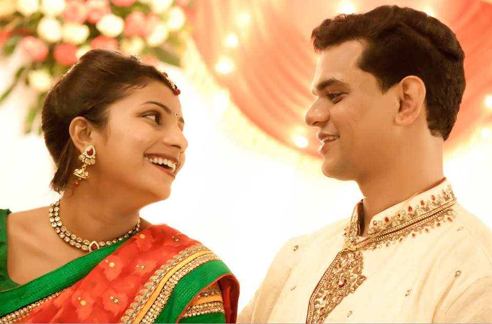 Bride and Groom Candid Smile by The Wedding Frames Wedding-photography | Weddings Photos & Ideas