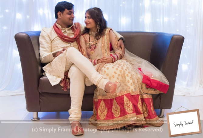 Candid Romantic Bride and Groom Pose during Reception by Simply Framed Photography Wedding-photography | Weddings Photos & Ideas