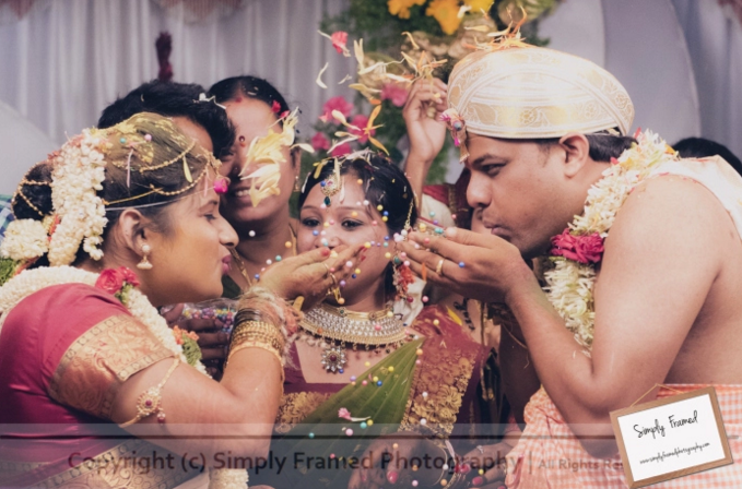 Special Traditions of South Indian Weddings by Simply Framed Photography Wedding-photography | Weddings Photos & Ideas