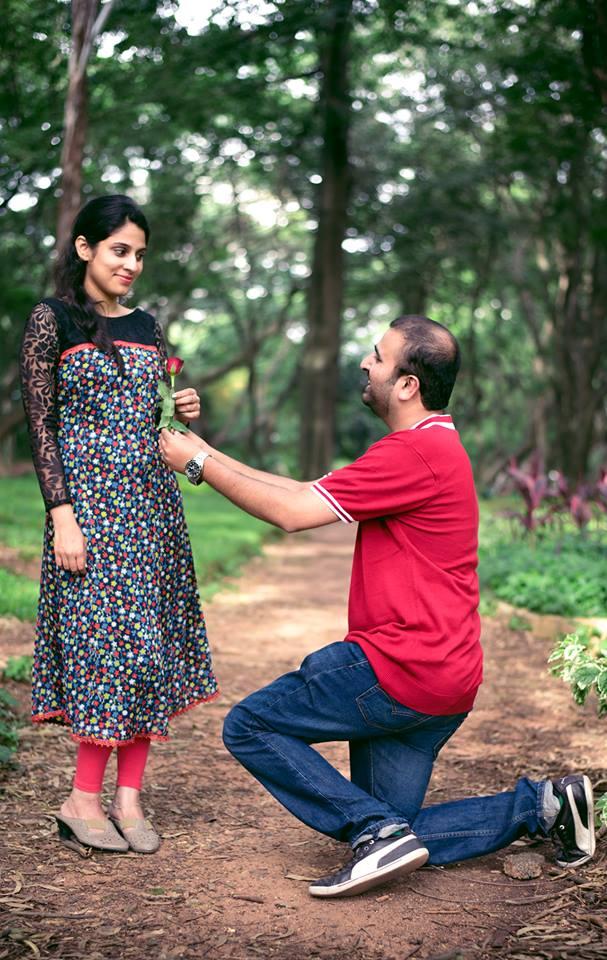 Pre Wedding Shoot in a Serene Location by Radha Photos Wedding-photography | Weddings Photos & Ideas