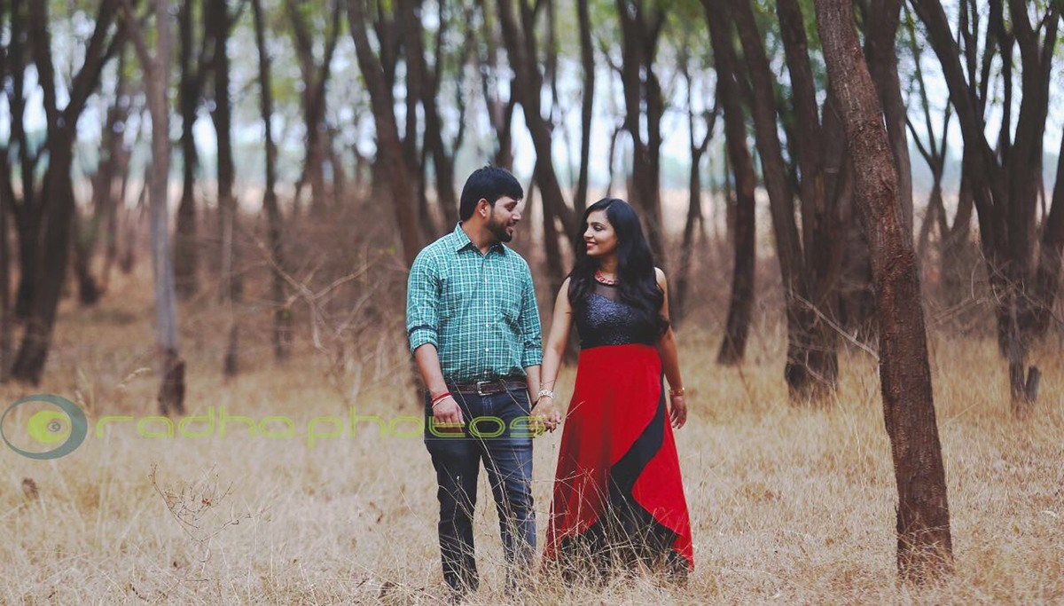 In the Woods! by Radha Photos Wedding-photography | Weddings Photos & Ideas