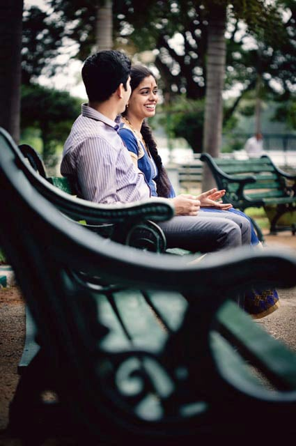 Vibrant  Duo On Pre Wedding Shoot! by Radha Photos Wedding-photography | Weddings Photos & Ideas