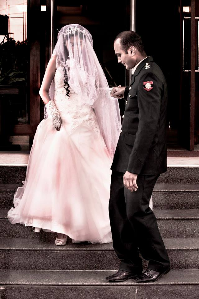 Bride Wearing Beautiful White Gown by Radha Photos Wedding-photography | Weddings Photos & Ideas