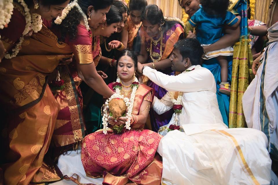 Groom Performing Wedding Rituals by Radha Photos Wedding-photography | Weddings Photos & Ideas