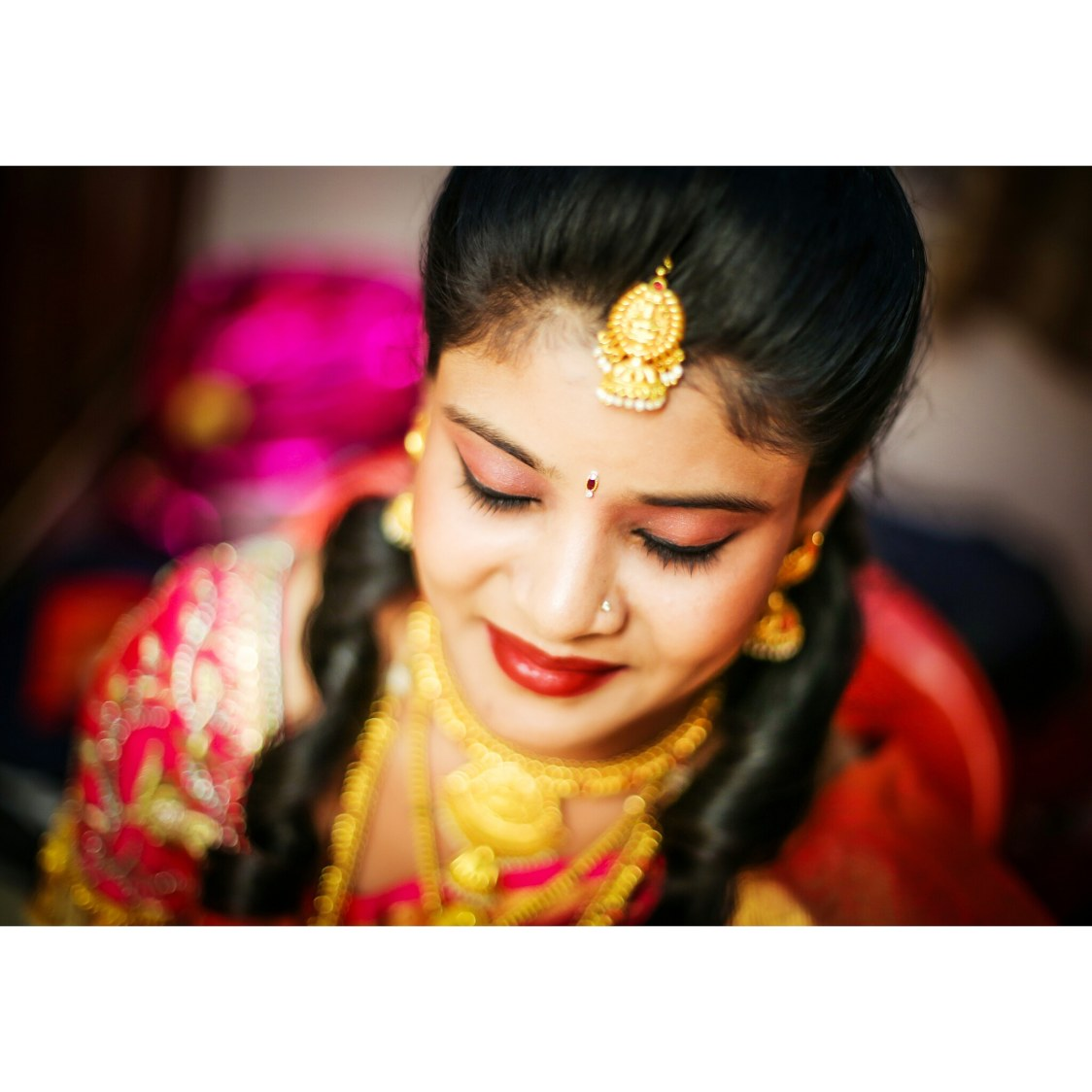 Stunning Mangtikka For The Brides-To-Be by Kiran Channappa Wedding-photography Bridal-jewellery-and-accessories | Weddings Photos & Ideas
