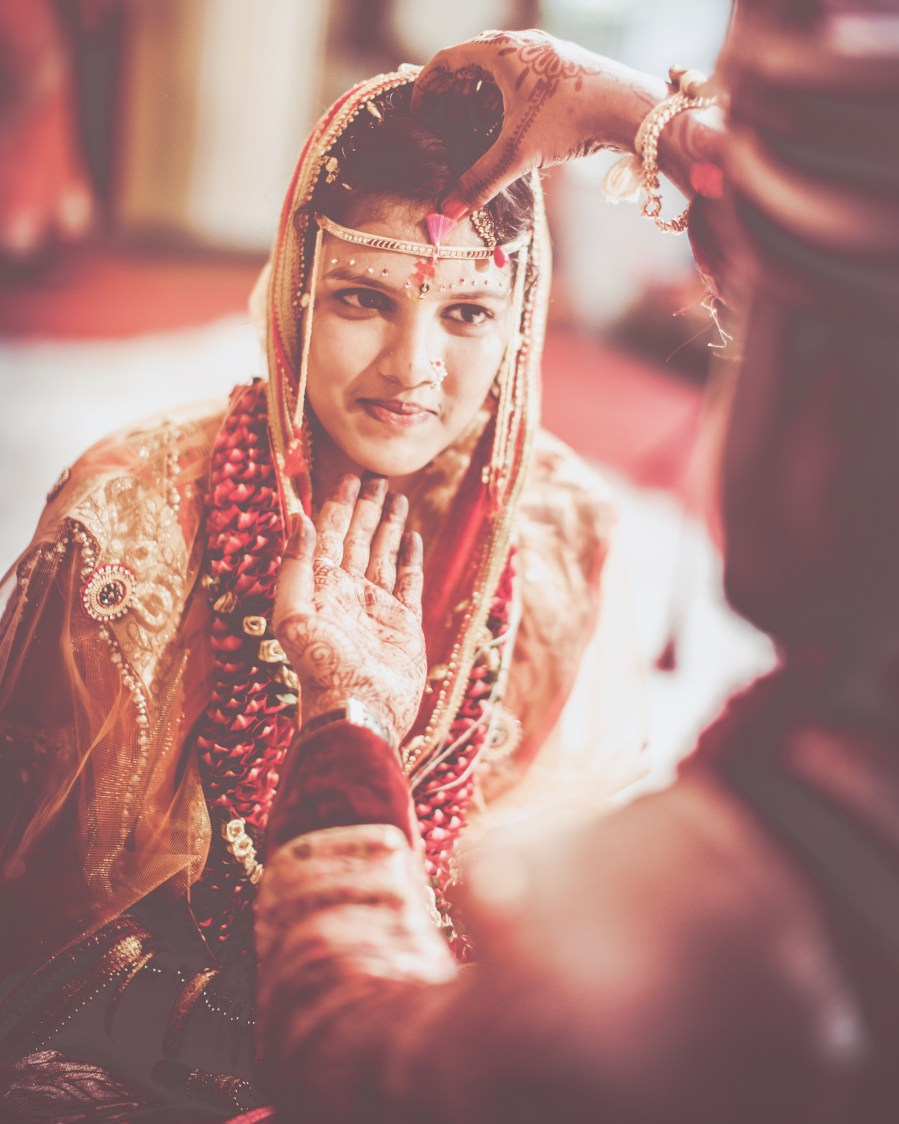 Candid Bride Shot by Kiran Channappa Wedding-photography | Weddings Photos & Ideas