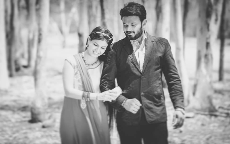Classic Couple Shot! by Kiran Channappa Wedding-photography | Weddings Photos & Ideas
