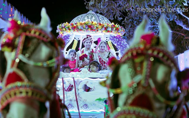 Grand Bride and Groom Entry Ideas by Kiran Kumar J Wedding-photography | Weddings Photos & Ideas