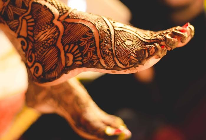 Pakistani Bridal Feet Mehendi Design by Pixel Blender Bridal-mehendi | Weddings Photos & Ideas
