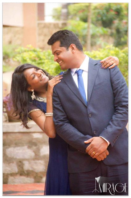 Bride and Groom To-Be in Formals by Vishnu Bharath Wedding-photography | Weddings Photos & Ideas