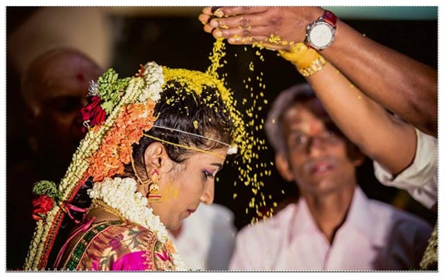 South Indian Bride Special Traditions by Vishnu Bharath Wedding-photography | Weddings Photos & Ideas