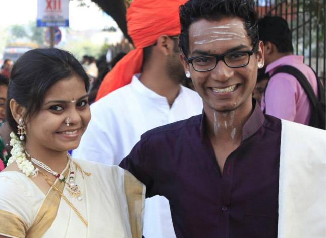 Happy Marathi Couple by Soham Bais Wedding-photography | Weddings Photos & Ideas