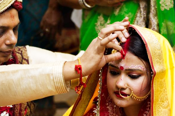 Bride and Groom Officially Married by Obscur Photography Wedding-photography | Weddings Photos & Ideas