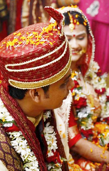 Groom Wearing Beautiful Red Turban by Obscur Photography Wedding-photography | Weddings Photos & Ideas