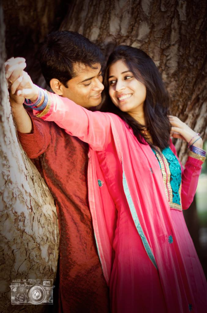Bride and Groom-To-Be Strike a Romantic Pose by Obscur Photography Wedding-photography | Weddings Photos & Ideas