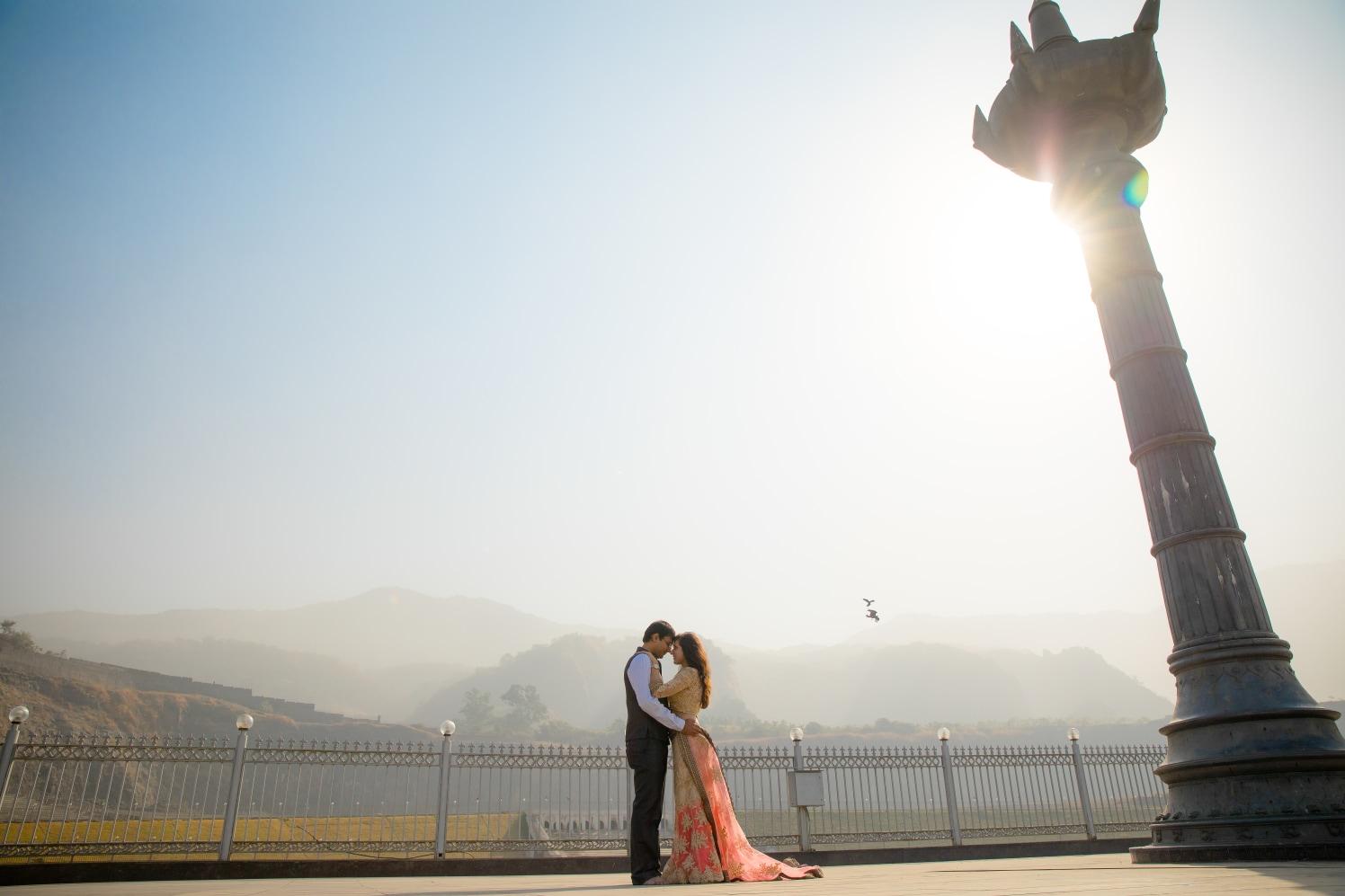 Unique pre-wedding photoshoot backdrop by Ashraff Shariff Photography(AsharClicks) Wedding-photography | Weddings Photos & Ideas