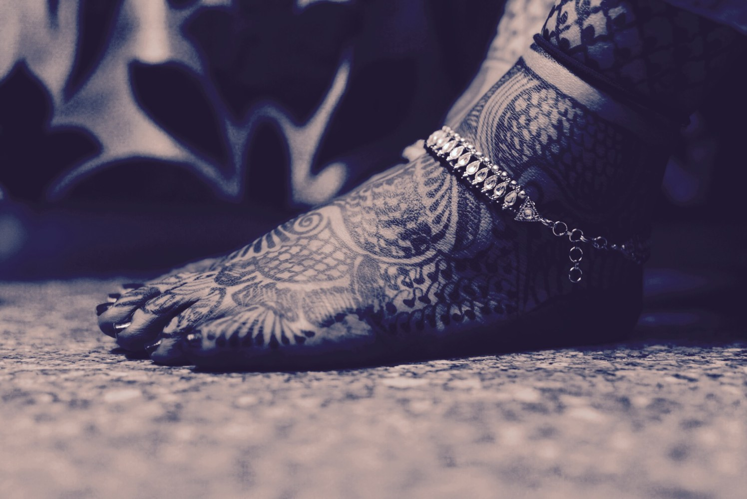 Bridal Feet Mehendi Designs by Nitin Tanwar Wedding-photography Bridal-mehendi | Weddings Photos & Ideas