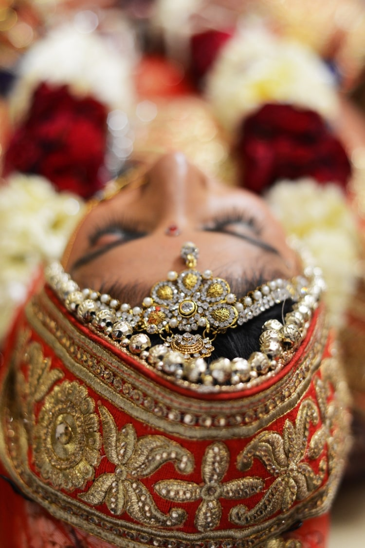 Bridal mang teeka and matha patti by The Royal Dreams Photography Wedding-photography | Weddings Photos & Ideas