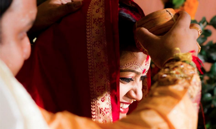 Gorgeous Bengali Bride by Rajesh Wedding-photography | Weddings Photos & Ideas