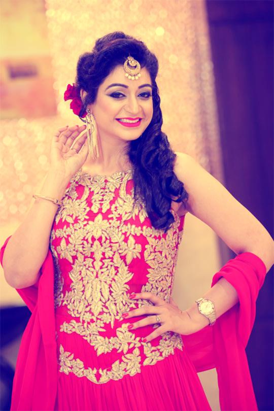 Beautiful bride on reception by Krishna Studio Wedding-photography | Weddings Photos & Ideas