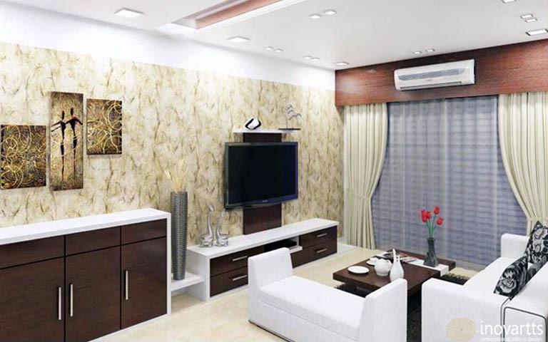 A Modern Living Room! by Inovartts Living-room Contemporary | Interior Design Photos & Ideas