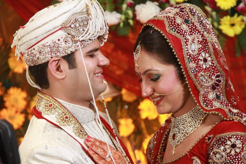 Bride and Groom Looking Regal on Their Wedding Day by Nishtha Kumar Wedding-photography | Weddings Photos & Ideas
