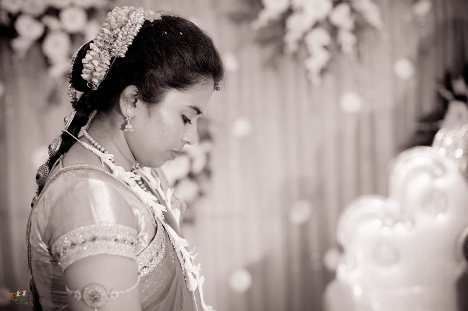 South Indian Bride During Her Wedding by Bharath Venkatesh Wedding-photography | Weddings Photos & Ideas