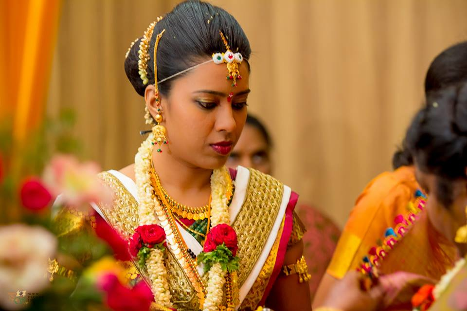 Beautiful South Indian Bride With Traditional Jewelry by Bharath Venkatesh Wedding-photography | Weddings Photos & Ideas