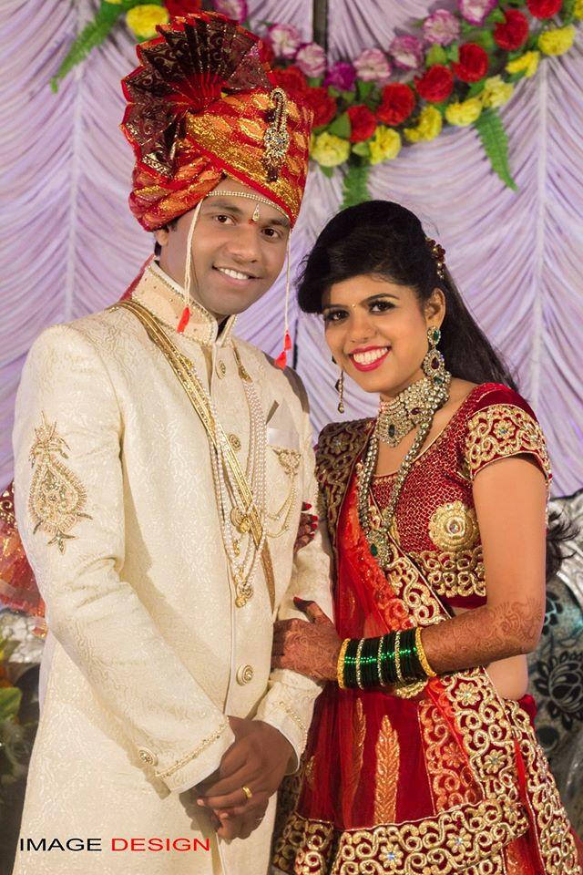 Jovial Marathi Couple by Vishal Wedding-photography | Weddings Photos & Ideas