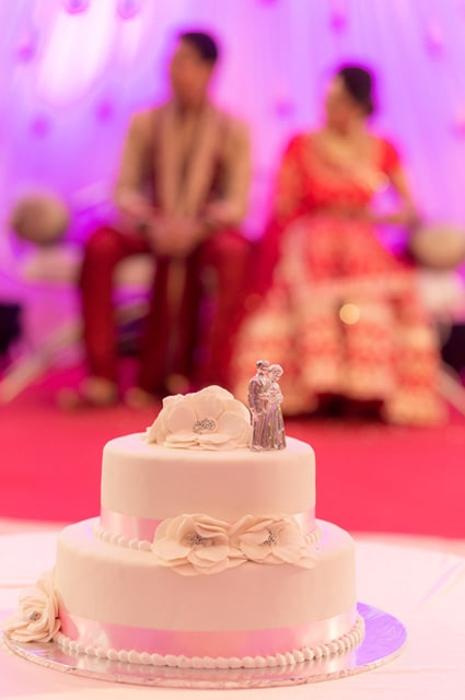 Beautiful Wedding Cake! by Anupa Shah Wedding-photography | Weddings Photos & Ideas