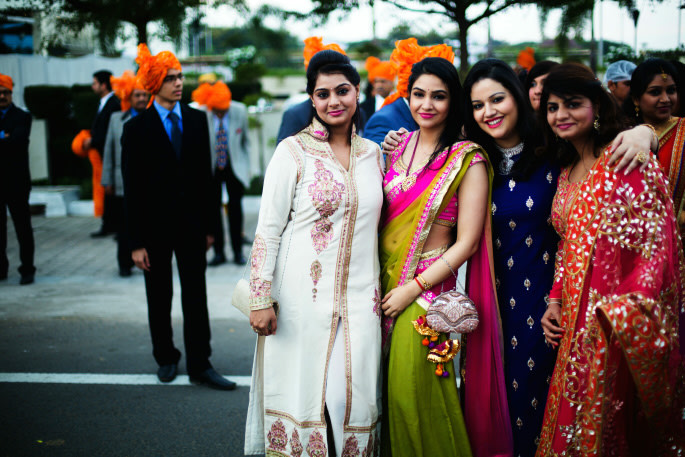 Wedding Guests ! by Sharad Shiromani Wedding-photography | Weddings Photos & Ideas