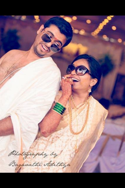 Couple Portrait by Bagavathi Wedding-photography | Weddings Photos & Ideas
