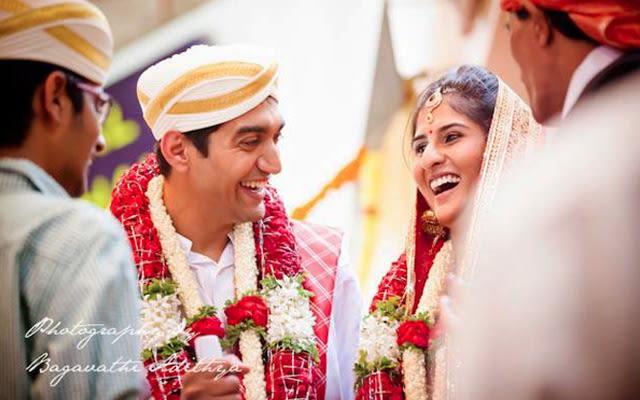 Joyful Couple! by Bagavathi Wedding-photography | Weddings Photos & Ideas