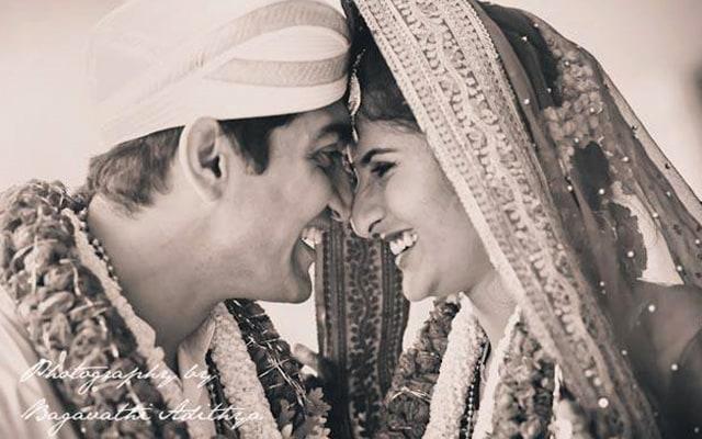 Whimsical Couple! by Bagavathi Wedding-photography | Weddings Photos & Ideas