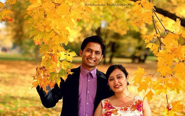 Pre Wedding Shoot With Autumn Feels by Amshuman Wedding-photography | Weddings Photos & Ideas