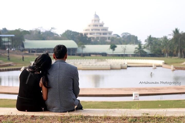 Panoramic Pre Wedding Shoot by Amshuman Wedding-photography | Weddings Photos & Ideas