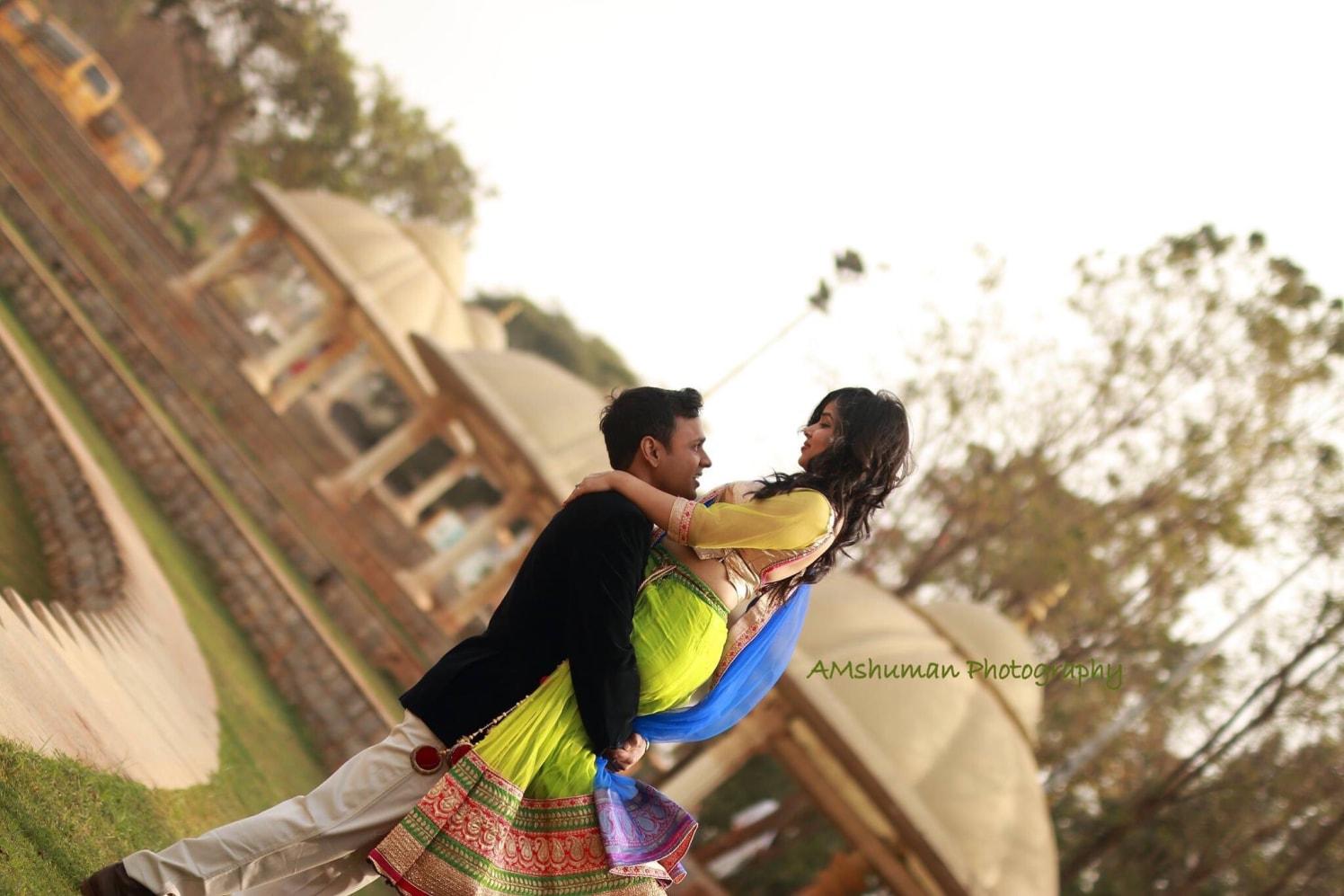 Pre Wedding Shoot Pose Idea! by Amshuman Wedding-photography | Weddings Photos & Ideas