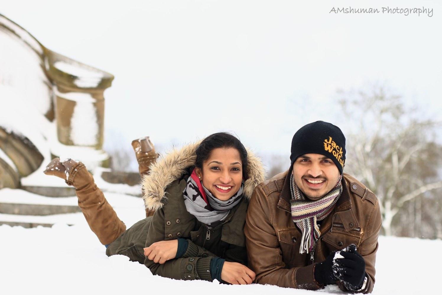 Destination Pre Wedding Shoot! by Amshuman Wedding-photography | Weddings Photos & Ideas