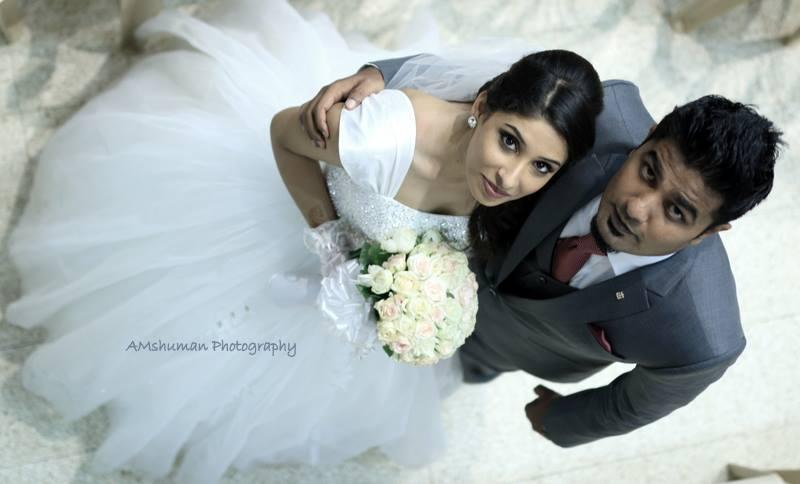 Christian Couple On Wedding Day by Amshuman Wedding-photography | Weddings Photos & Ideas